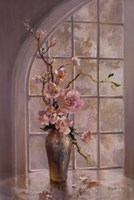 Magnolia Arch I Framed Print