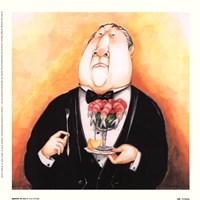 Appetizer Du Jour Fine Art Print