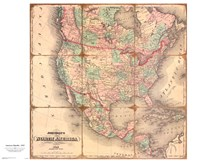 American Republic,1842A Fine Art Print