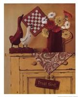 Trust God Fine Art Print