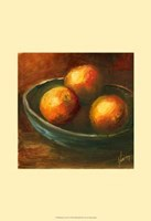 Rustic Fruit IV Fine Art Print