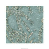 Tiffany Lace II Framed Print