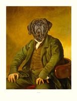 Squire Fine Art Print