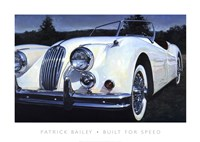 Built for Speed Fine Art Print