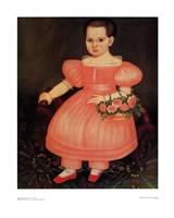 Eliza Pixley Lacey Fine Art Print
