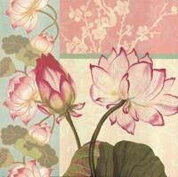 Chinoise I Framed Print
