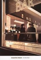 At The Bar Fine Art Print
