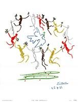 La Ronde Fine Art Print