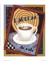 Espresso De Cafe Fine Art Print