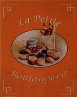 La Petite Boulangerie Fine Art Print