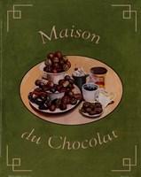 Maison Du Chocolat Framed Print