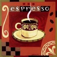 Italian Espresso Framed Print