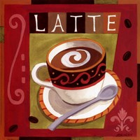 Italian Latte Fine Art Print