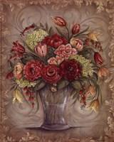 Elegant Centerpiece I Framed Print