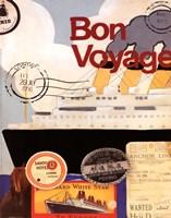 Bon Voyage I Fine Art Print