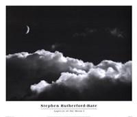 Aspects Of The Moon I Fine Art Print