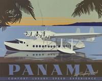 Panama Fine Art Print