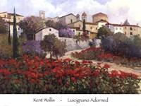 Luicignano Adorned Fine Art Print