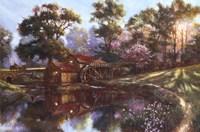 Heartland Mill Fine Art Print
