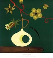 Sur Le Vert I Fine Art Print