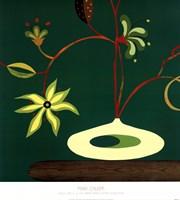 Sur Le Vert II Fine Art Print