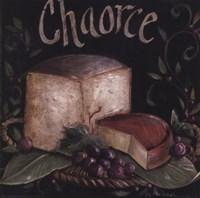 Bon Appetit Chaorce Framed Print