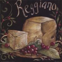 Bon Appetit Reggiano Framed Print