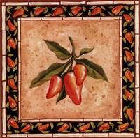 Chiles III Fine Art Print