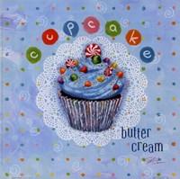 Butter Cream Fine Art Print