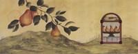 Tuscan Pear Branch Fine Art Print