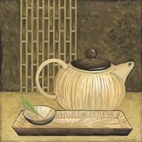 Bamboo Pot Fine Art Print
