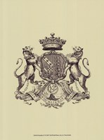 Heraldry IV Fine Art Print