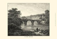 Canoby Bridge Fine Art Print