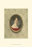 Miniature Portrait I Fine Art Print