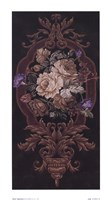 Rose Tapestry I Fine Art Print