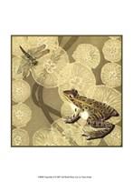 Frog Fable II Fine Art Print