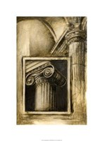 Classical Influence I Giclee