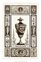Sepia Pergolesi Urn II Giclee