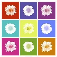 Vivid Bouquet Giclee