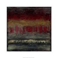 Moonlit Forest II Framed Print