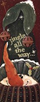 Jingle All the Way Fine Art Print