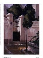 Spanish Gate Fine Art Print