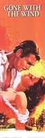 Gone with the Wind vertical Wall Poster