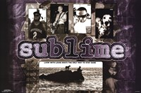 Sublime - Livin' With Lou Wall Poster