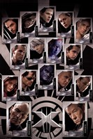 X Men - Last Stand - Team Wall Poster