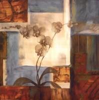 Blue Orchid II Fine Art Print