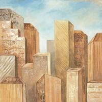 Urban Archaeologist I Fine Art Print
