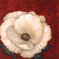 Persevere In Red Fine Art Print