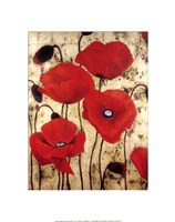 Poppies I Fine Art Print