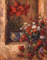 Flores De Espana II Framed Print
